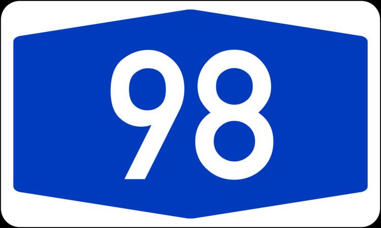 Bundesautobahn 98