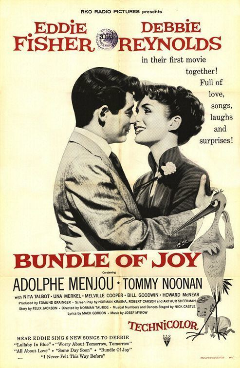 Bundle of Joy Bundle of Joy Movie Poster IMP Awards