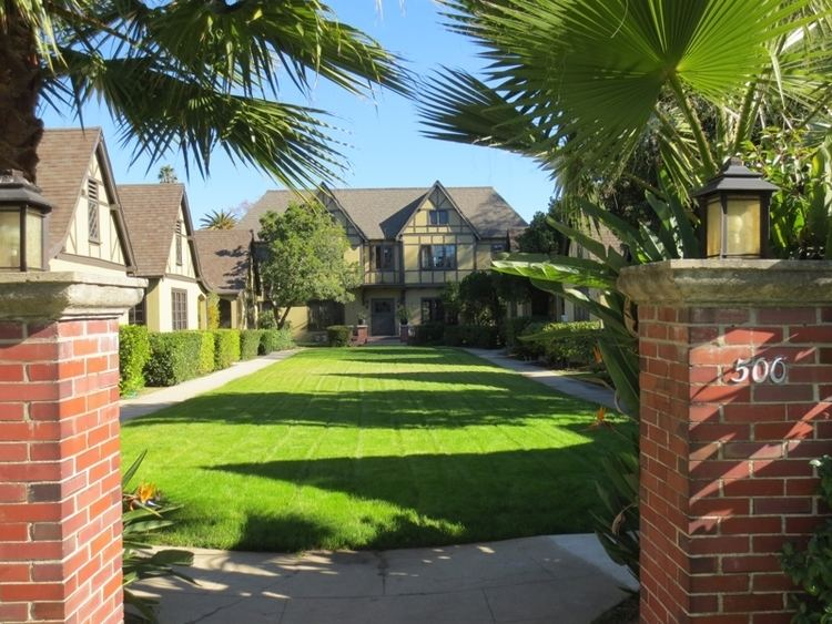 Bungalow court Pasadena CA Do You Want to Live in a Bungalow Court