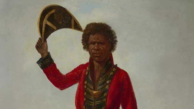Bungaree Seagoing tribal chief39s rich gallery The Australian