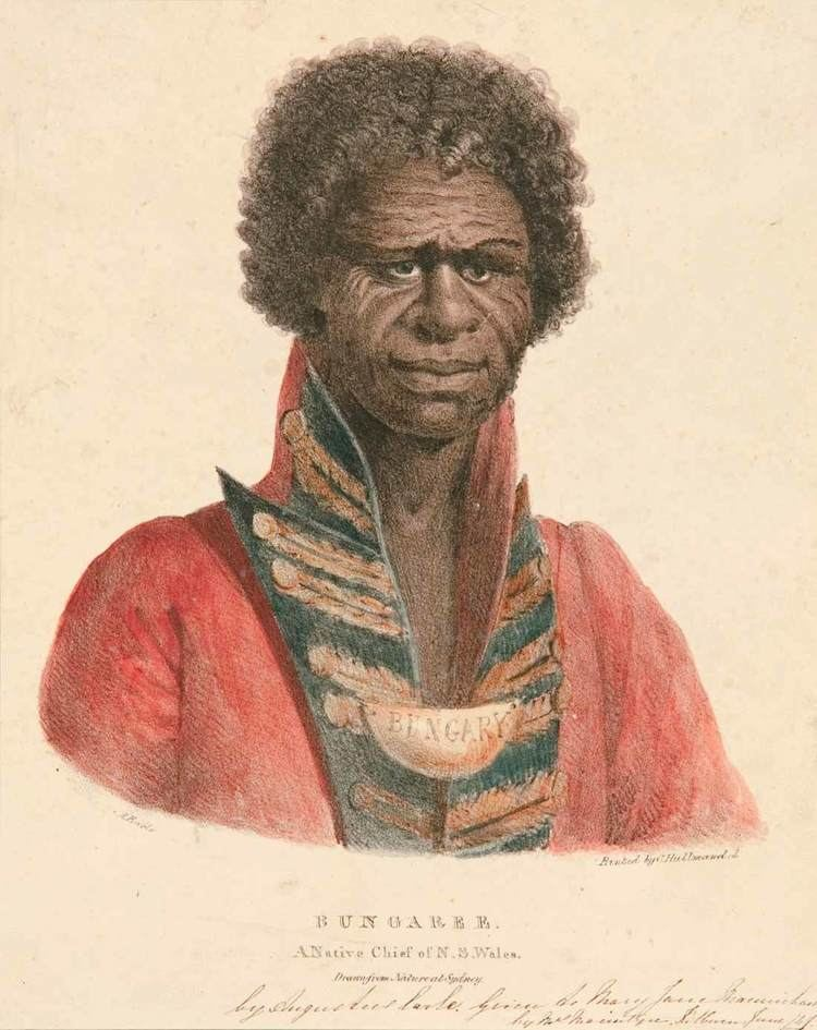 Bungaree Bungaree A Native Chief of NSWales39 182938 TLF