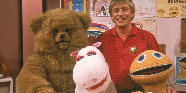 Bungle (Rainbow) The Voice39 UK Bungle From 39Rainbow39 Actor Paul Cullinan Among New