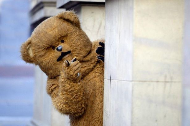 Bungle (Rainbow) 17 strange things that happened in kids39 TV show Rainbow Mirror Online