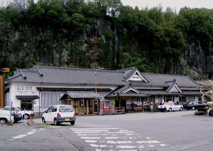 Bungo-Taketa Station