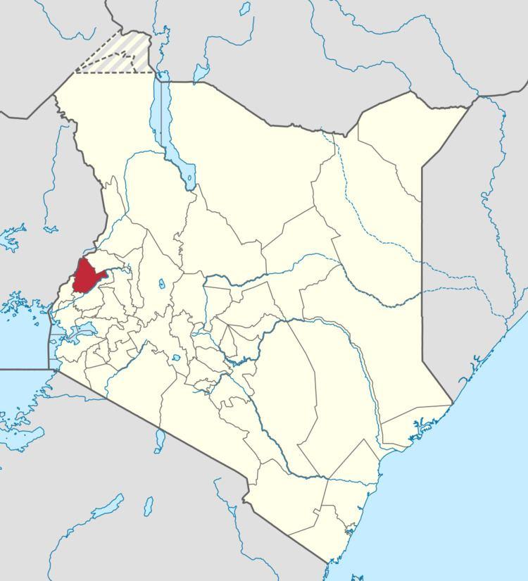 Bungoma County
