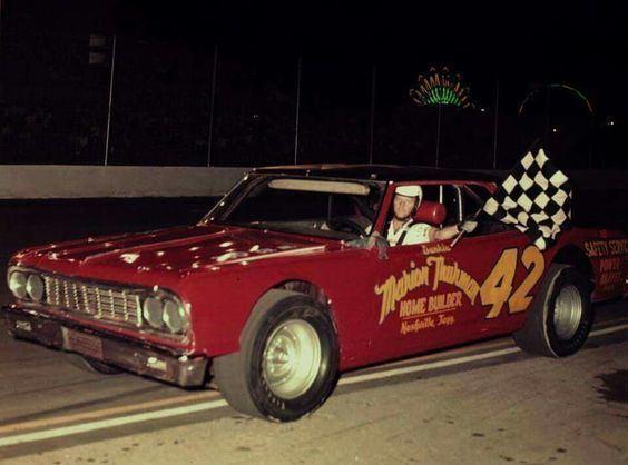 Bunkie Blackburn Bunkie Blackburn LMS NASCAR 64 Chevelle Chevelle Race Cars