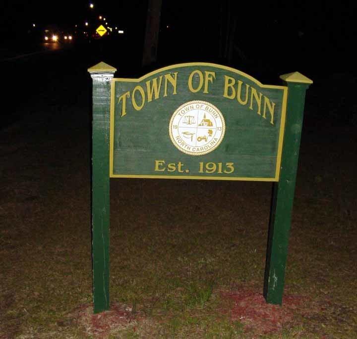 Bunn, North Carolina bunnweborgsmbunnstuffbunnncsignjpg