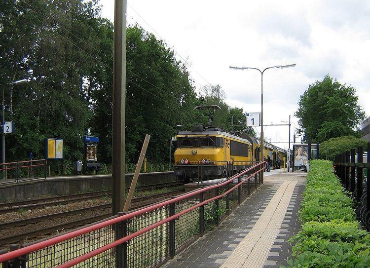 Bunnik railway station