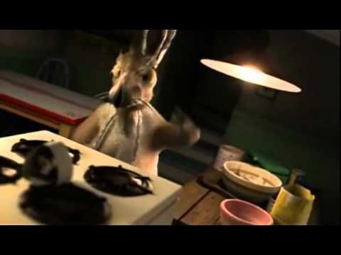 Bunny (1998 film) Bunny Blue Sky Chris Wedge 1998 Oscar Short Animated Film YouTube