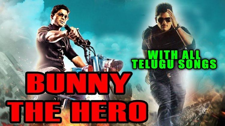Bunny (2005 film) Bunny The Hero 2015 Full Hindi Dubbed Movie With Telugu Songs