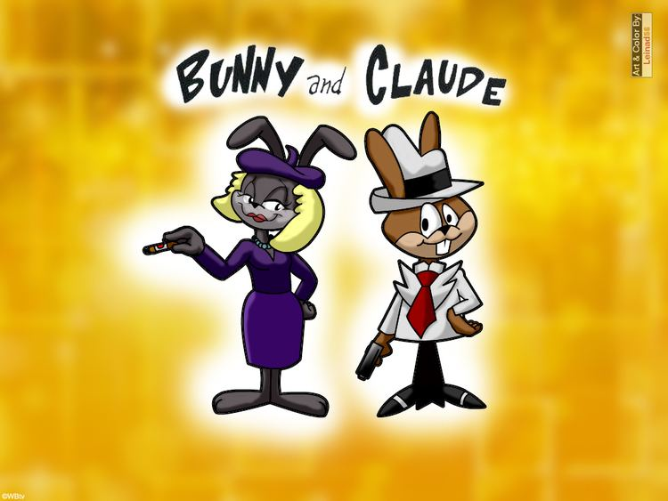 Bunny and Claude Bunny And Claude 2014 by leinad56 on DeviantArt
