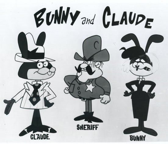 Bunny and Claude MisceLooneyous Bunny and Claude Ride Again