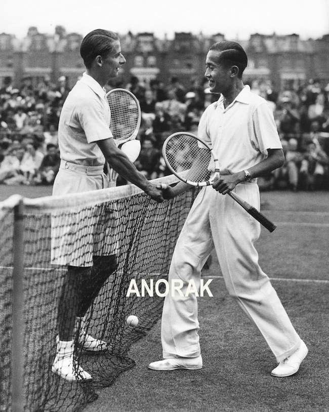 Bunny Austin When Great Britain ruled Wimbledon from Fred Perry to