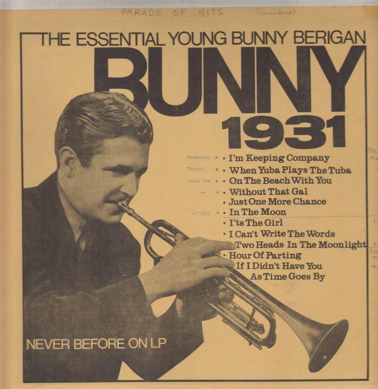 Bunny Berigan Bunny Berigan Records LPs Vinyl and CDs MusicStack