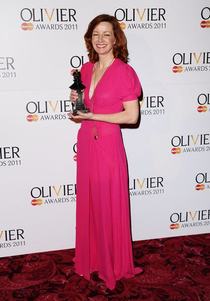 Bunny Christie Bunny Christie Photos The Olivier Awards 2011 Press