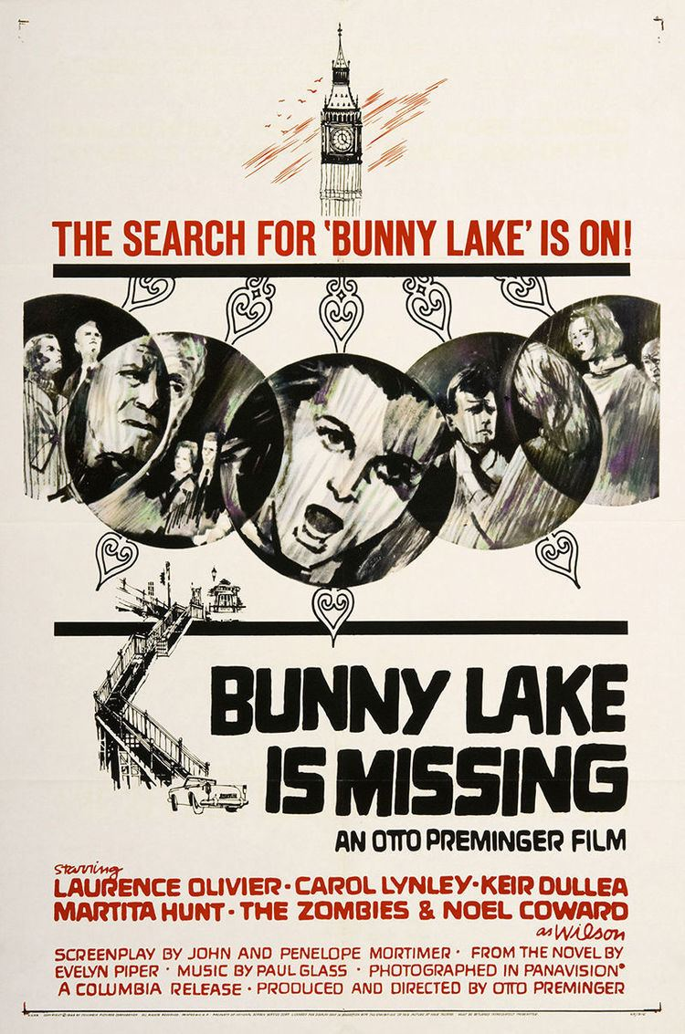 Bunny Lake Is Missing Bunny Lake Is Missing Otto Preminger 1965 Movie classics