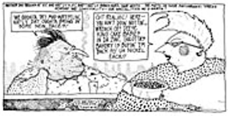 Bunny Matthews The Bunny Pages News Gambit Weekly New Orleans News and