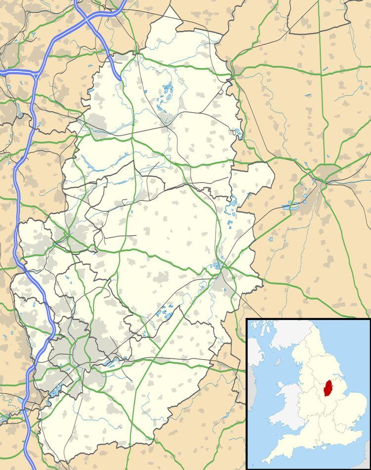 Bunny, Nottinghamshire