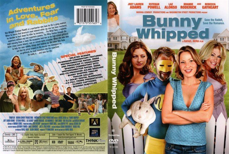 Bunny Whipped Bunny Whipped Movie DVD Scanned Covers 8822Bunny Whipped DVD