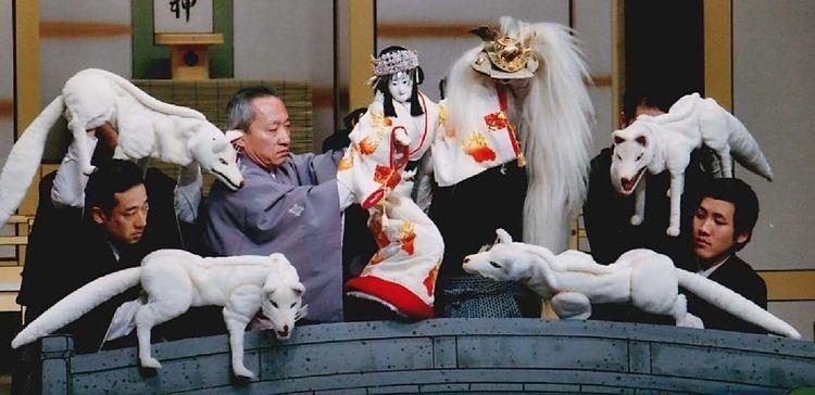 Bunraku 1000 images about Bunraku Kabuki on Pinterest