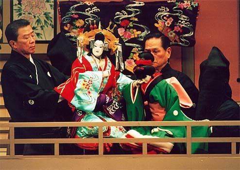 Bunraku 1000 images about Bunraku Ningyo on Pinterest Traditional