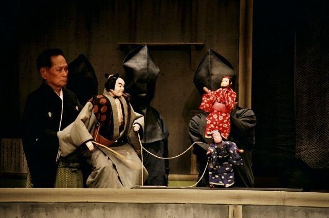 Bunraku WEB attJAPAN att Japanese Culture Bunraku
