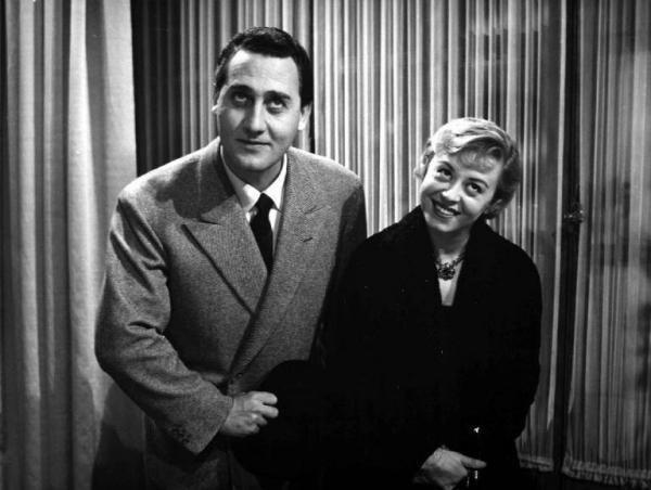 Buonanotte... avvocato! Scena del film Buonanotte avvocato Giorgio Bianchi 1955