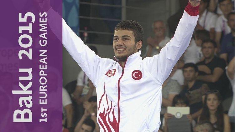 Burak Uygur Burak Uygur wins the Gold Medal for Turkey Karate Baku