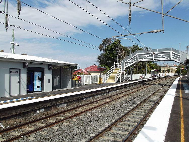 Buranda railway station