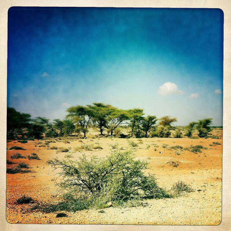 Burao Beautiful Landscapes of Burao