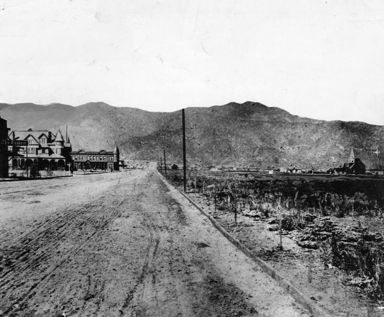 Burbank, California in the past, History of Burbank, California