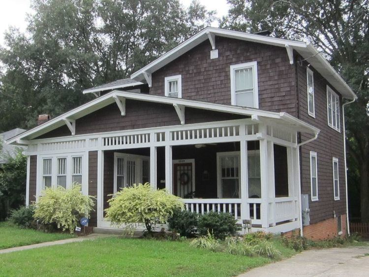 Burch Avenue Historic District