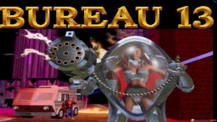 Bureau 13 (video game) Bureau 13 gameplay PC Game 1995 YouTube