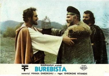 Burebista (film) movie poster