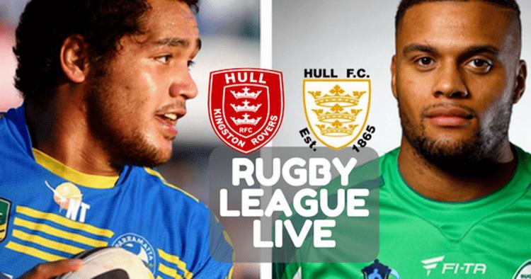 Bureta Faraimo Rugby league LIVE Bureta Faraimo on Hull FC radar as Hull KR linked