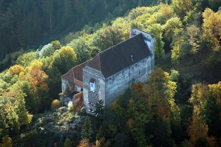 Burg Neuhaus bei Stubenberg