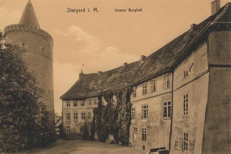 Burg Stargard Castles Stargard Castle