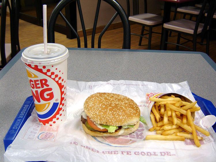 Burger King legal issues