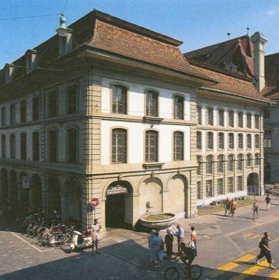 Burgerbibliothek of Berne