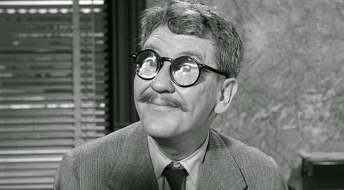 Burgess Meredith Witness Mr Burgess Meredith a charter member in the