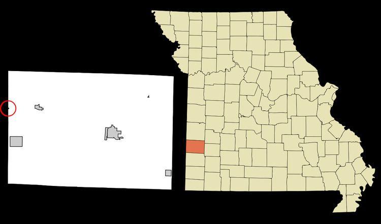 Burgess, Missouri