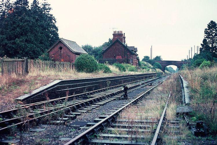 Burghclere railway station httpsuploadwikimediaorgwikipediacommonsthu