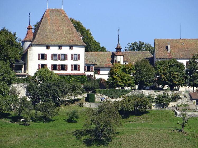 Burgistein Castle