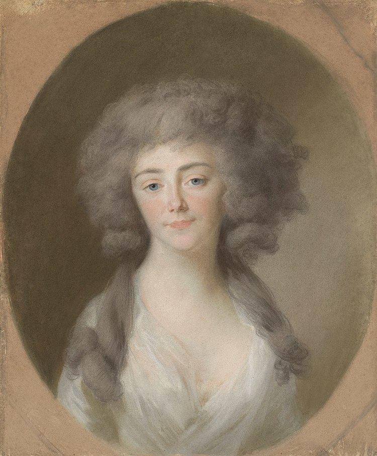 Burgravine Louise Isabelle of Kirchberg