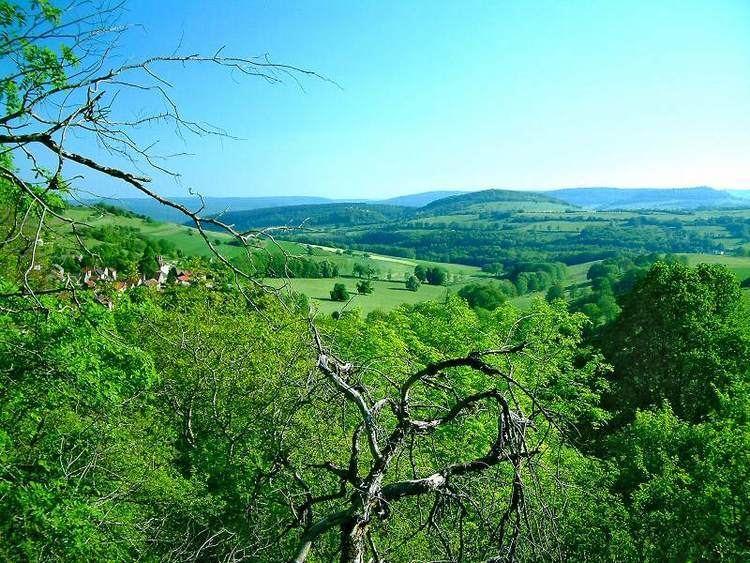 Burgundy Beautiful Landscapes of Burgundy