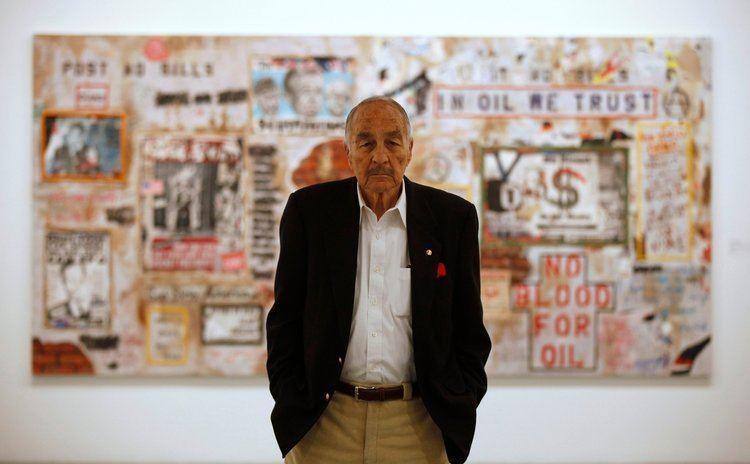 Burhan Doğançay Burhan Dogancay Artist Inspired by Urban Walls Dies at 83 The