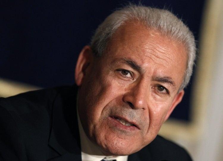 Burhan Ghalioun Syria Burhan Ghalioun Set to Resign as Syrian Opposition