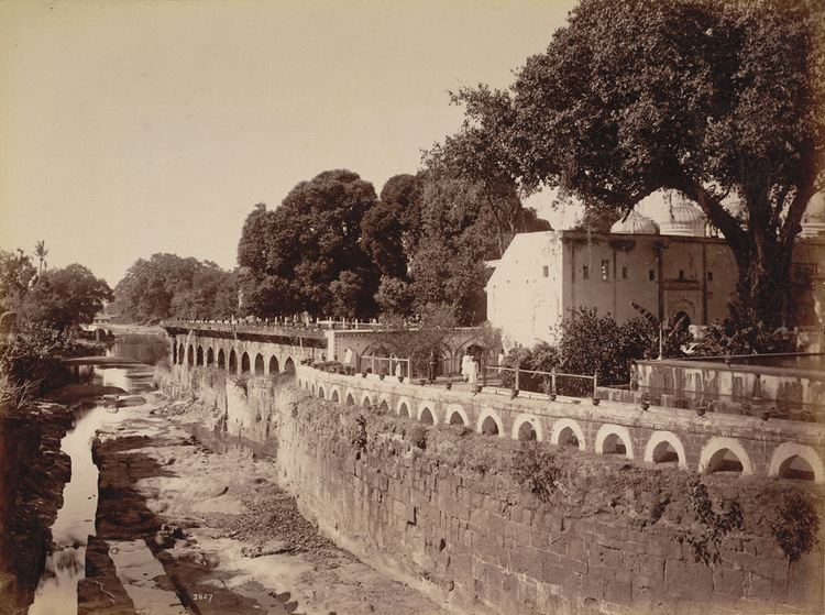 Burhanpur in the past, History of Burhanpur
