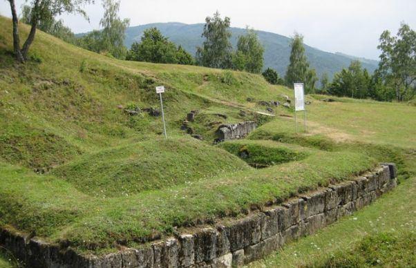 Buridava HOII au fost MAI EFICIENI dect arheologii la Cetatea Buridava