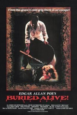 Buried Alive (1990 theatrical film) Buried Alive 1990 theatrical film Wikipedia